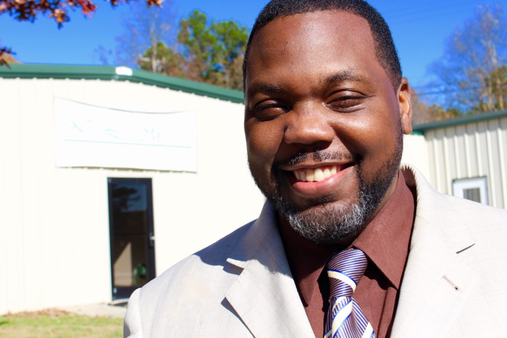 Pastor Kermit Wilson Jr New Life Ministries Greensboro NC